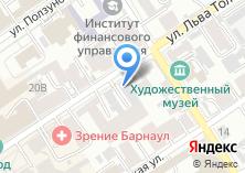 Компания «СПМ» на карте