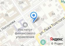 Компания «Журналист» на карте