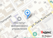 Компания «Торги44.ру» на карте