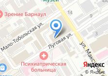 Компания «Аверс» на карте