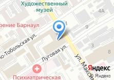 Компания «Мегаинтерсервис» на карте