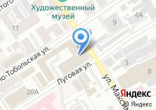 Компания «Единая служба компьютерной помощи» на карте