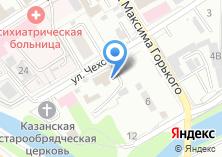 Компания «Российский Речной Регистр» на карте