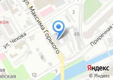 Компания «Ведомственная охрана Министерства финансов РФ» на карте