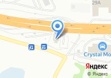 Компания «Стационарный пост ДПС КП Затон» на карте