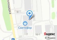 Компания «МетАл» на карте