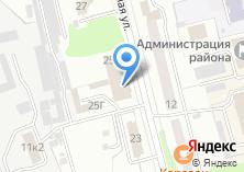 Компания «Алтай-Сервис» на карте