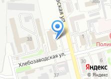 Компания «Торгово-установочный центр» на карте