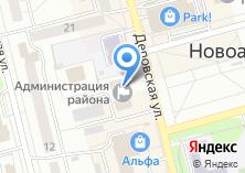 Компания «Первомайское районное собрание депутатов Алтайского края» на карте