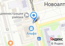 Компания «Dener Street» на карте