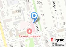 Компания «РЕСО-Мед» на карте