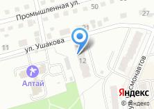 Компания «ЖЭУ-100» на карте