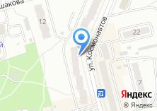 Компания «Modniki» на карте
