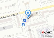 Компания «Строящийся жилой дом по ул. Космонавтов (г. Новоалтайск)» на карте