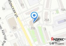Компания «Кабинет детского массажа» на карте