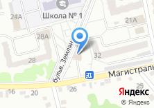 Компания «Южанка» на карте