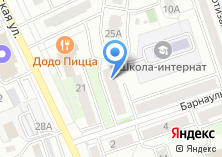Компания «КВАРТИРНЫЙ МАГАЗИН» на карте