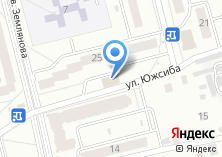 Компания «Новоалтайские тепловые сети» на карте