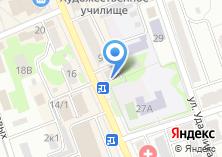 Компания «Мастер-Универсал» на карте