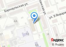 Компания «АРМСТРОЙСЕРВИС» на карте