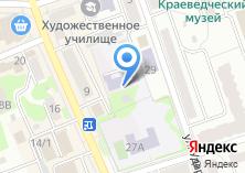 Компания «Детский сад №7 Ромашка» на карте