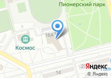 Компания «ЮСТЭК-Лизинг Алтай» на карте
