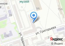 Компания «Григорьева-2» на карте