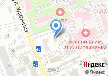 Компания «Первомайский вестник» на карте