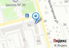 Компания «Стоматология доктора Шевченко» на карте