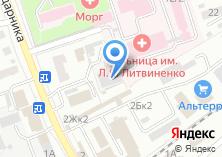 Компания «Строй-безопасность» на карте