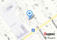 Компания «Центральная детская библиотека г. Новоалтайска» на карте