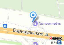 Компания «АЗС Фаворит» на карте