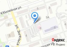 Компания «Фельдшерско-акушерский пункт ст. Укладочный» на карте