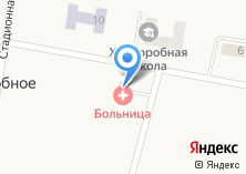 Компания «Хлеборобная участковая больница» на карте