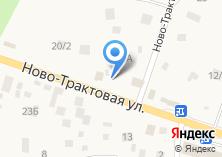 Компания «Бензомир» на карте