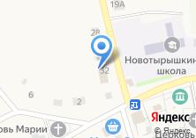 Компания «Тройка-М» на карте