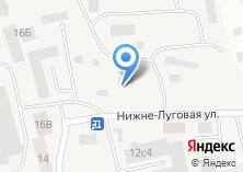 Компания «Томские грузоперевозки» на карте