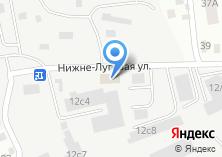 Компания «СибВест» на карте