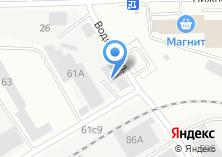 Компания «Транснефть-Центральная Сибирь» на карте