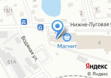 Компания «Шок» на карте