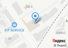 Компания «Томпродторг» на карте
