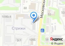 Компания «Королевские салоны» на карте