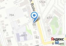 Компания «Лодул» на карте