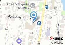 Компания «М45» на карте