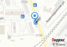 Компания «Автошоп» на карте