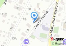 Компания «ЦВО» на карте