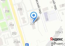 Компания «Лесотехшкола» на карте