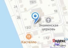 Компания «Промрегионбанк» на карте