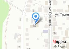 Компания «Рубин-1» на карте