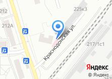 Компания «БиоВетЦентр Максимова» на карте